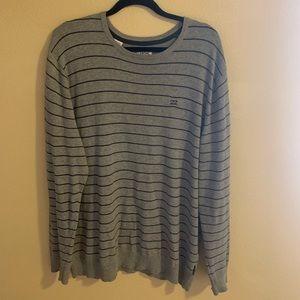 Gray Billabong Men's Sweatshirt